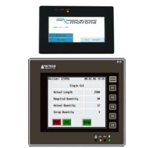 Terminal opérateur à écran tactile