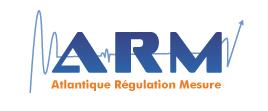 ARM Atlantique Régulation Mesure